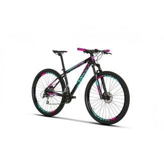 Bicicleta Sense Fun 2019 Shimano 24 Marchas Freio Hidraulico Aro 29
