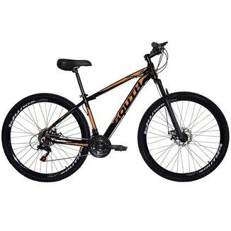 Bicicleta South Legend - Aro 29 - Alumínio - Freios a disco - 24 marchas