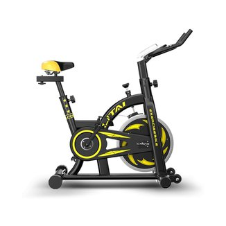 Bicicleta Spinning Bike Ergométrica Semi Pro 3 Seconds