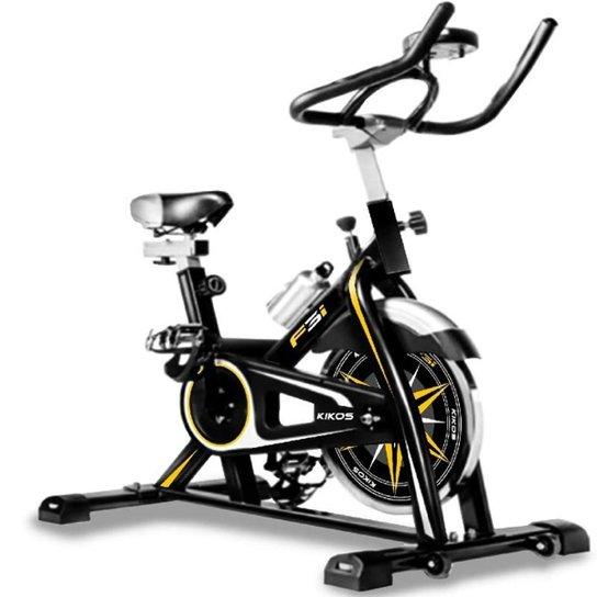 Bicicleta Spinning Kikos F3i - Preto