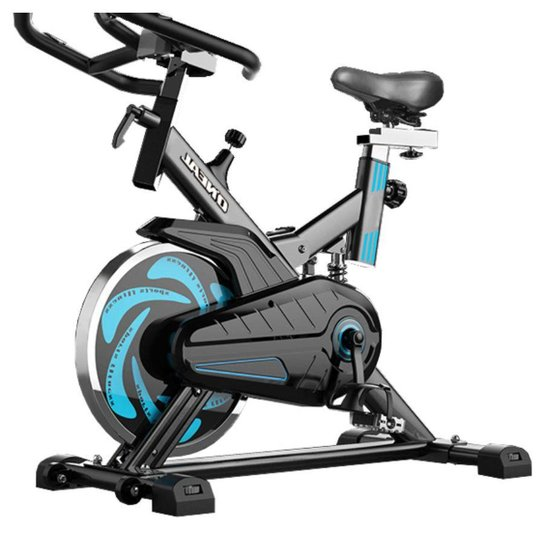 Bicicleta Spinning Semi Profissional 15 Níveis TP1000 - Preto