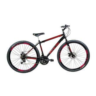 Bicicleta Sport Gold Aro 29 Mountain Bike 21 Marchas KLS