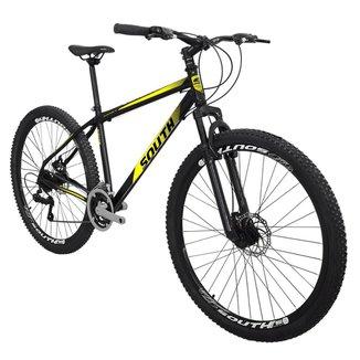 Bicicleta Sth GT Slim - Aro 29 - 21 Marchas - Suspensao - Freios a Disco