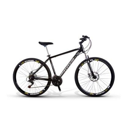 Bicicleta Totem Xtl Aro 29 Freio À Disco 21 Marchas - Unissex