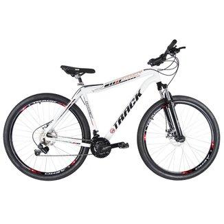 Bicicleta Track Aro 29 TKS 29 21 Marchas Suspensão Dianteira Quadro em Alumínio Freio à Disco
