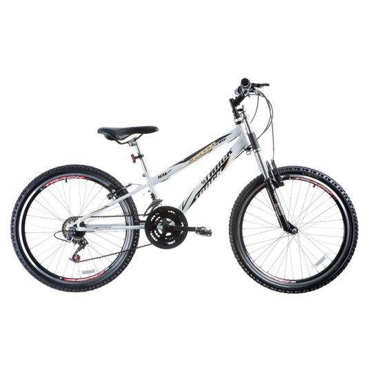 Bicicleta Track Bikes Dragon Fire Aro 24 - Branco