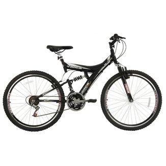 Bicicleta Track Bikes TB 300 XS 300 Aro 26 Com Suspensão Dupla 18v