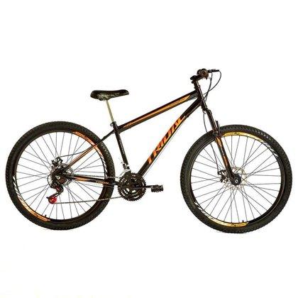 Bicicleta Tridal Suspension MTB Aro 29 36 Raios Freios a disco Susp. Dianteira 060