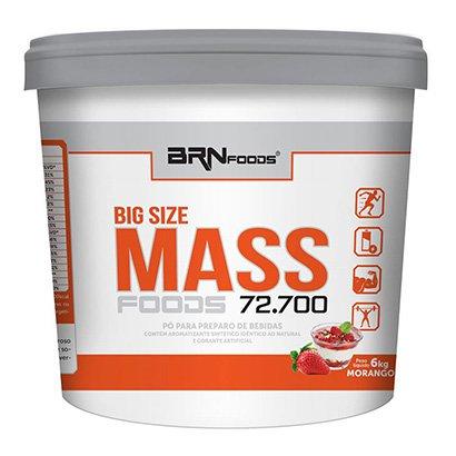 Big Size Mass Balde 6 Kg - BRN Foods