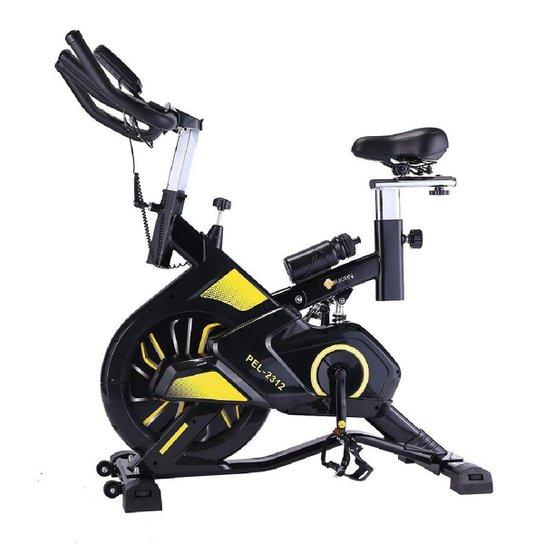Bike Spinning Pelegrin PEL-2312 - Preto