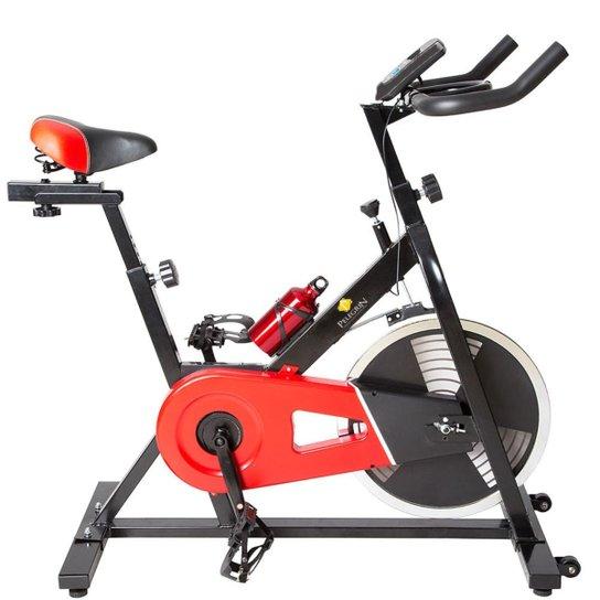 Bike Spinning Racing Profissional PEL-2310 - Vermelho