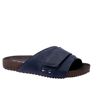Birken Doctor Shoes Couro 135 Marinho