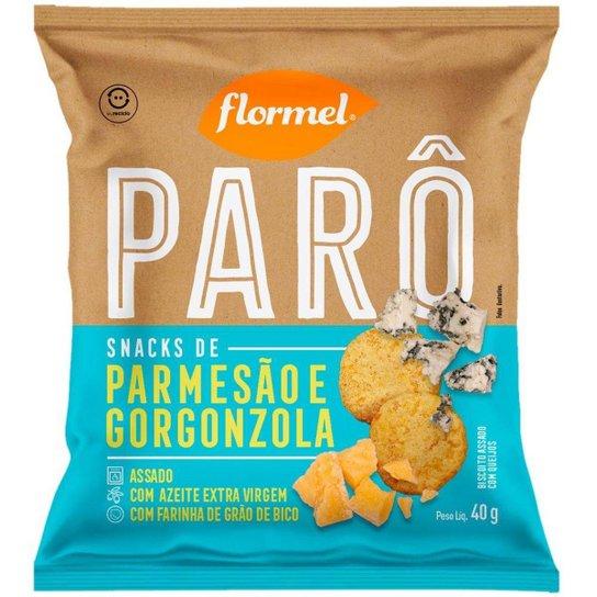 Biscoito Flormel ParO ParmesAo E Gorgonzola 40g -