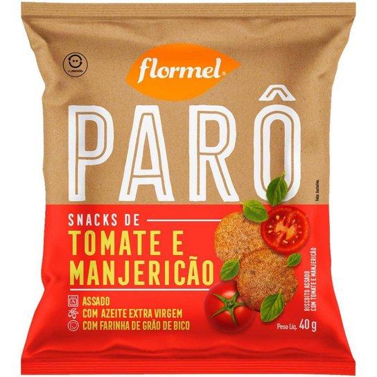 Biscoito Flormel ParO Tomate E ManjericAo 40g -