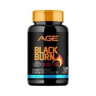 Black Burn Intense Termogênico (120 Cápsulas) - Age