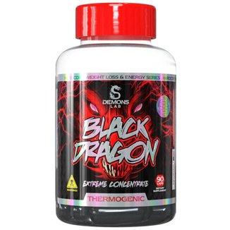 Black Dragon 90 Caps Demons Lab