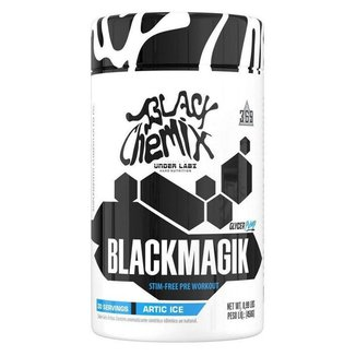 Black Magik Pre-Workout Under Labz - 450g