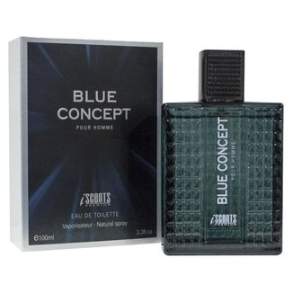 Blue Concept I-Scents Perfume Masculino Eau de Toilette 100ml