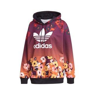 Blusa Adidas Bf Hoody Estampada