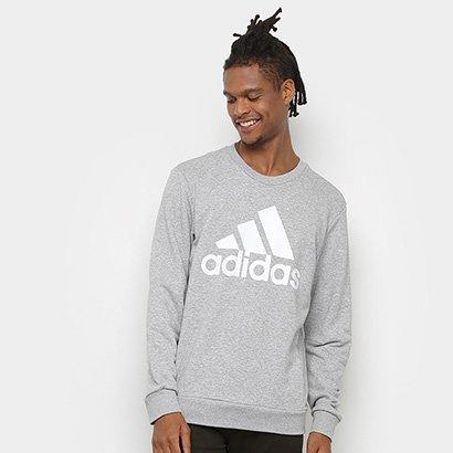 Blusa Adidas Mh Bos CreFt Masculina
