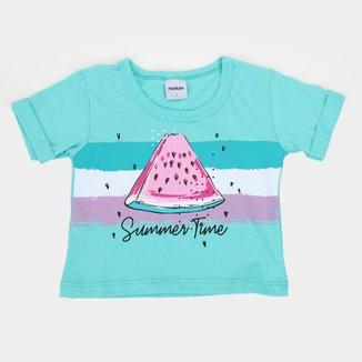 Blusa Bebê Rovitex Summer Time Feminina