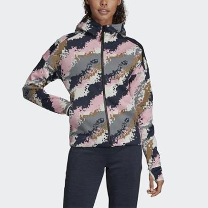 Blusa Capuz Estampa adidas Z.N.E. Fast Release Adidas