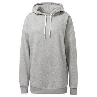 Blusa com Capuz MYT Fleece Oversize Reebok
