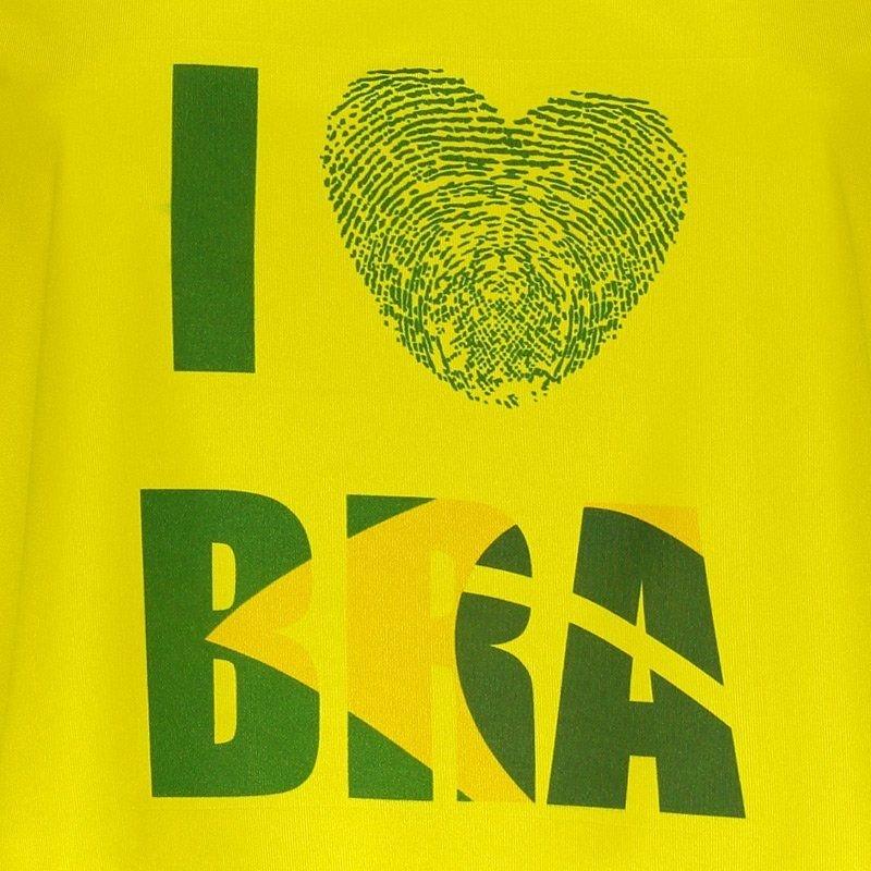Blusa Numer Blusa Numer Amarelo Brasil Cropped Cropped Feminina Brasil rqwxr