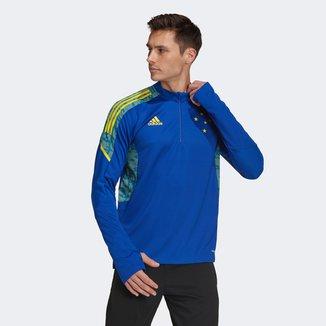 Blusa Cruzeiro Treino 21/22 Adidas Masculina