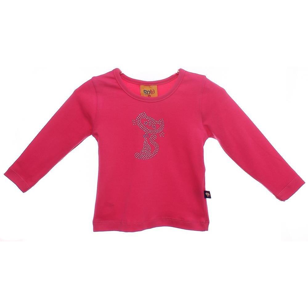 Cotton Pink De De Blusa Blusa Pink Cotton Blusa qYwf5qB