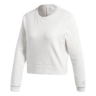 Blusa de Moletom Adidas ClimaLite Performance