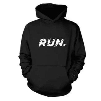 Blusa De Moletom Run Atletismo Corrida Sportstyle Lancamento