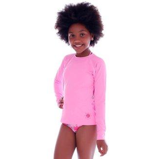 Blusa de Proteção UV Infantil  Bebe  Cecí