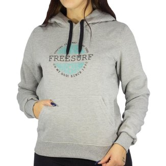 Blusa Freesurf Mandala Feminino