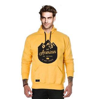Blusa Guido Clothes Moletom Canguru Masculino
