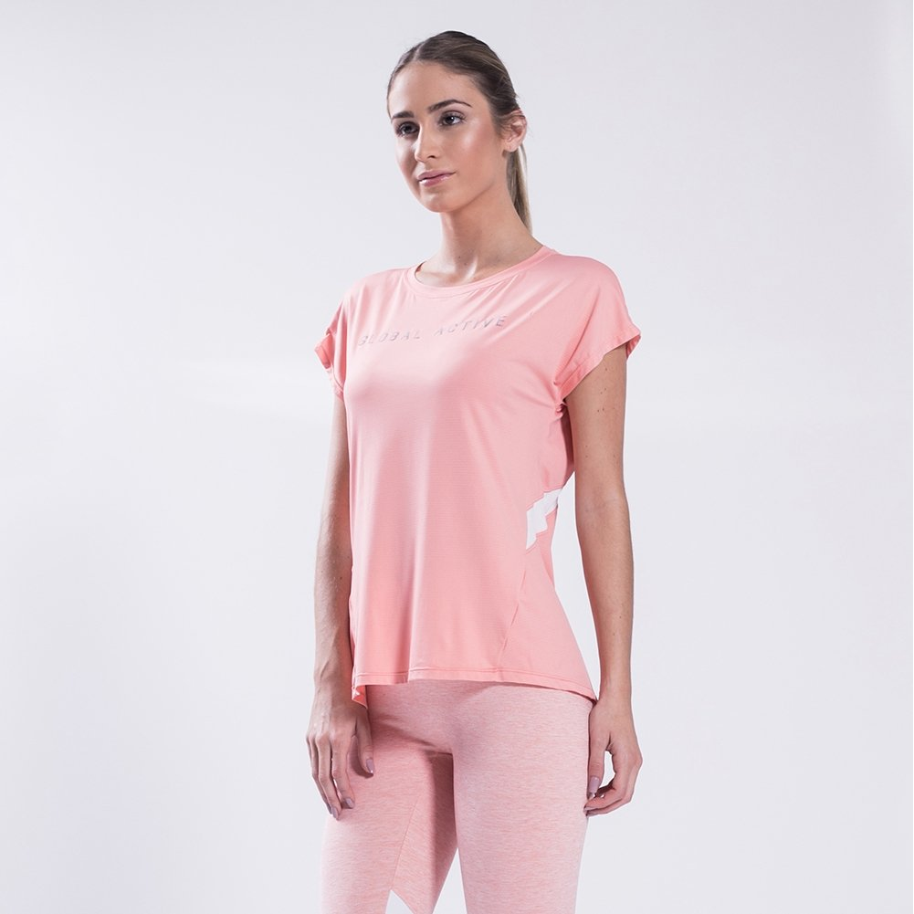 Rosa Sunstone Blusa Blusa Peach GxA GxA BwS6SXq