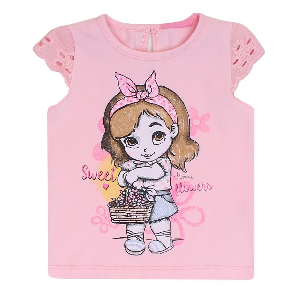 Boneca Feminina Infantil Infantil Momi Blusa Rosa Momi Blusa Feminina Rosa Boneca dxxYqCw