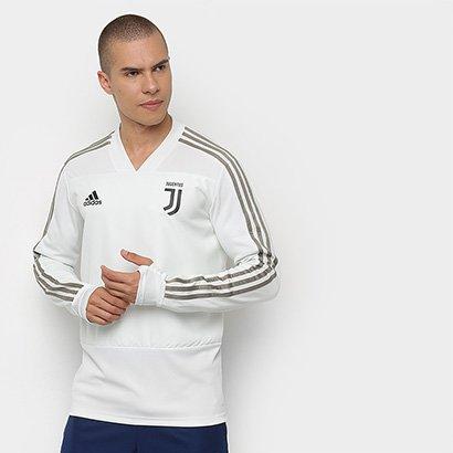 Blusa Juventus Treino Adidas Masculina
