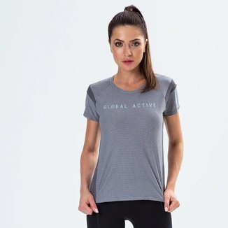 Blusa LabellaMafia Global Active Feminina