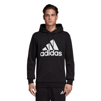 Blusa Moletom Adidas Capuz Masculina