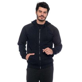 Blusa Moletom Black Emporio Alex