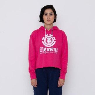 Blusa Moletom Fechado Amora Element