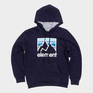 Blusa Moletom Infanto Juvenil Joint Hood Element