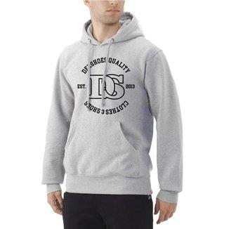 Blusa Moletom Masculino Esporte Dia a Dia Casual Conforto