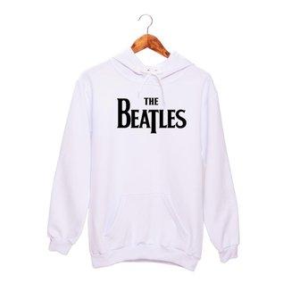 Blusa Moletom Masculino Premium Com Estampa Beatles TSM Varias Cores Com Capuz
