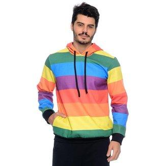 Blusa Moletom Pride Listrada Emporio Alex