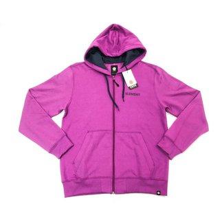 Blusa Moletom Purple Rain Element