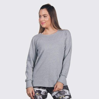 Blusa Moletom  Surty Confort Up Feminino