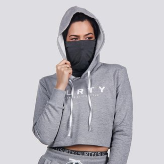 Blusa Moletom  Surty Sense Mask Feminino