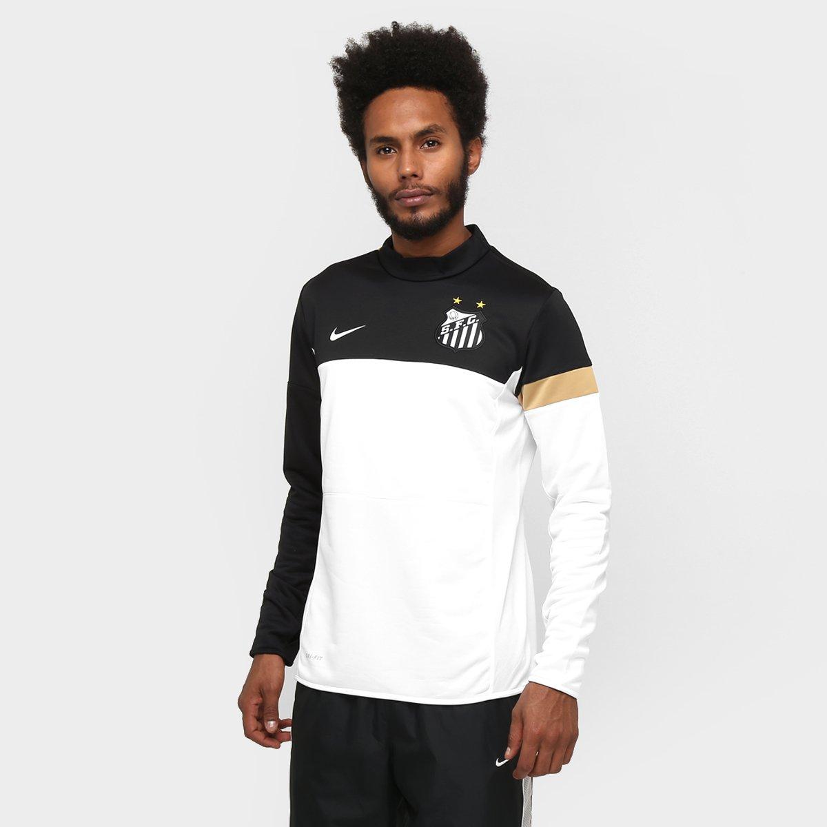 Blusa Nike Santos Treino I 13 14 - Compre Agora  43c87053c075d